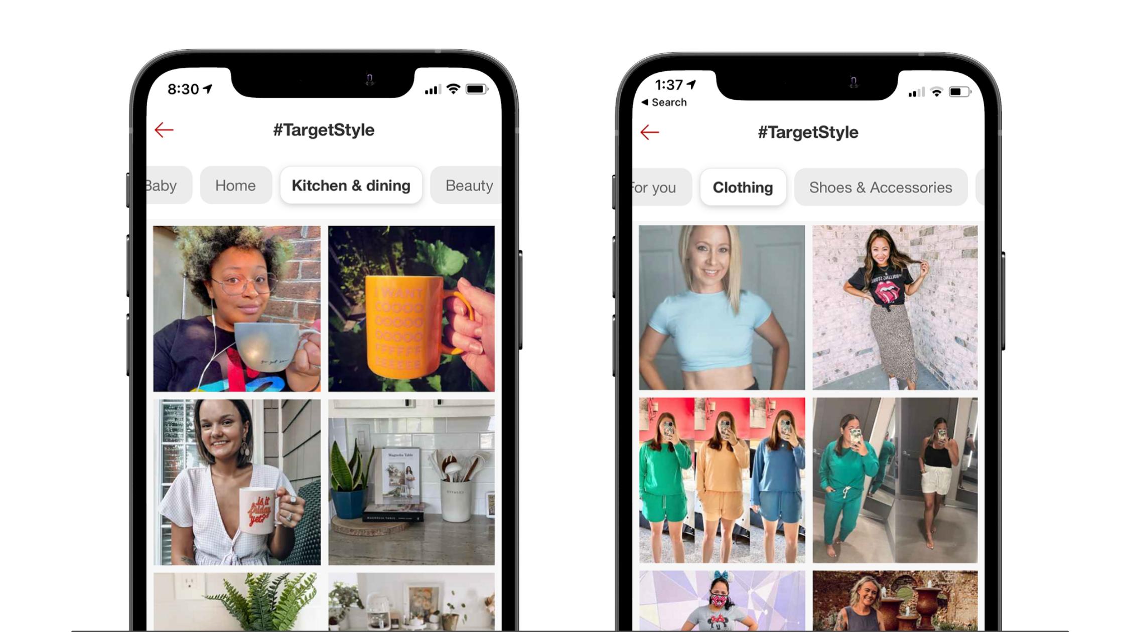 #TargetStyle User-Generated Content iPhones